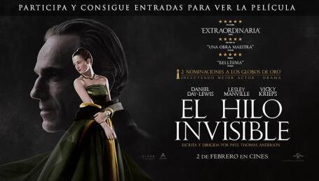 Concurso: estreno EL HILO INVISIBLE