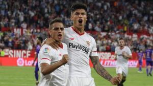 Las mejores imágenes del Sevilla FC - Leganés (2-1)