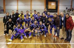 El Valdepeñas gana la Copa de Fútbol Sala de la Junta de Comunidades