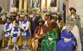 La cabalgata de Reyes de Talavera de la Reina, en imágenes