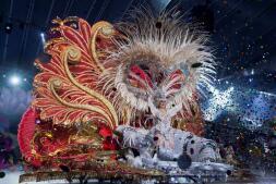 Las mejores imágenes de la gala de elección de la reina del Carnaval de Santa Cruz de Tenerife