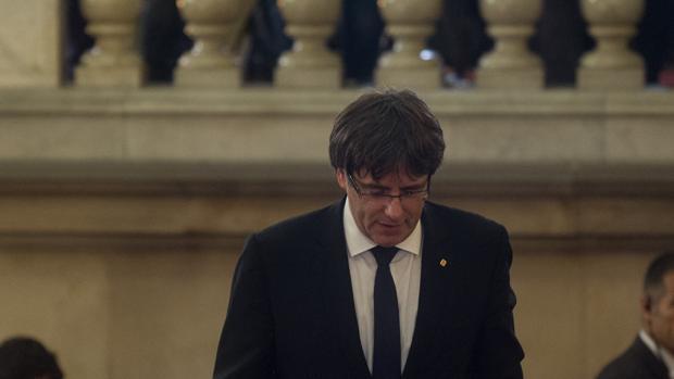 Directo independencia Cataluña: Puigdemont aborda este martes la posible respuesta a Rajoy