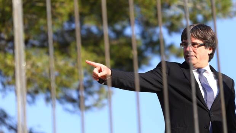 Puigdemont no precisa al Gobierno si declaró la independencia