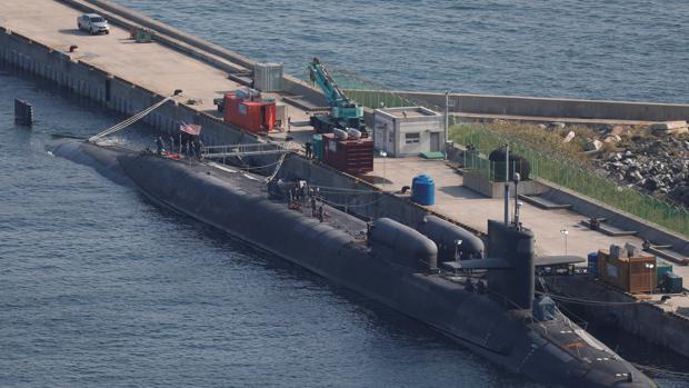 Corea del Sur y EE.UU. inician maniobras navales en aguas de la Península coreana