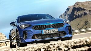 La nueva berlina deportiva de Kia, el Stinger, llegará en noviembre desde 37.900 euros