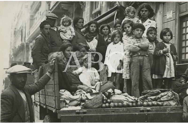 Cuando los refugiados éramos españoles
