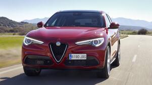 Alfa Romeo Stelvio, el SUV italiano