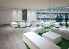 Rediseño del interior del Estadio Benito Villamarín