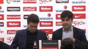 El Sporting ya tiene nuevo técnico: Joan Francesc Ferrer 'Rubi'