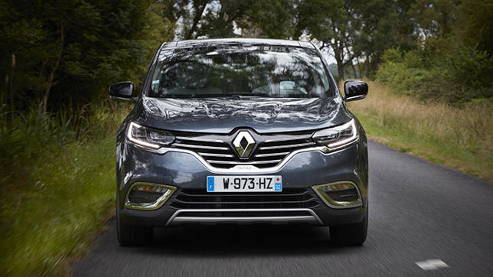 El nuevo Renault Espace llega con hasta 225 caballos