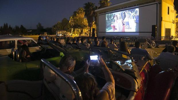 Los 50 vuelven a San Juan de Aznalfarache con «Grease»
