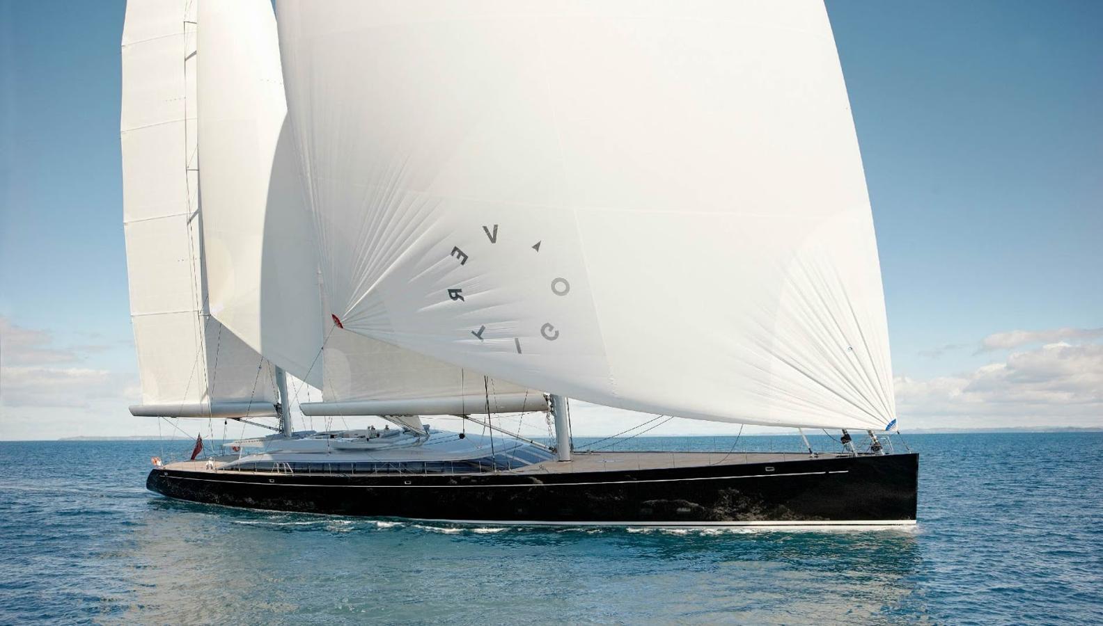Los veleros más exclusivos, al detalle