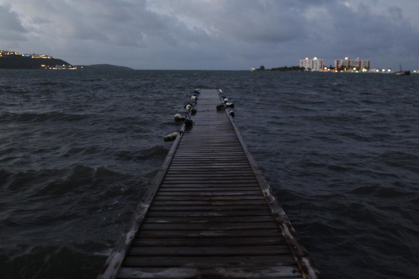 En imágenes: Estados Unidos y el Caribe, ante el huracán Irma