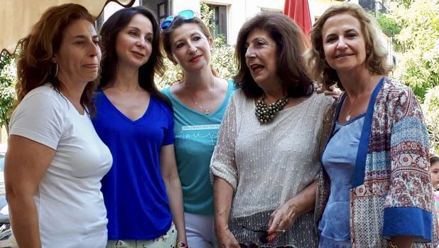 La juez Alaya anima a afectadas a seguir luchando contra el impuesto de sucesiones en Andalucía