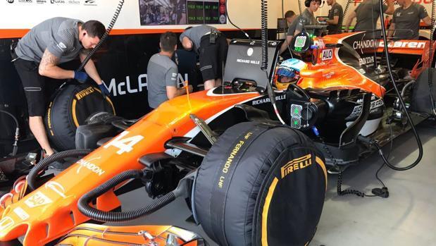 Alonso: «A veces querría desaparecer un poco»