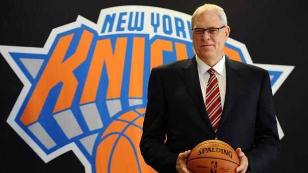 Phil Jackson rompe con los Knicks