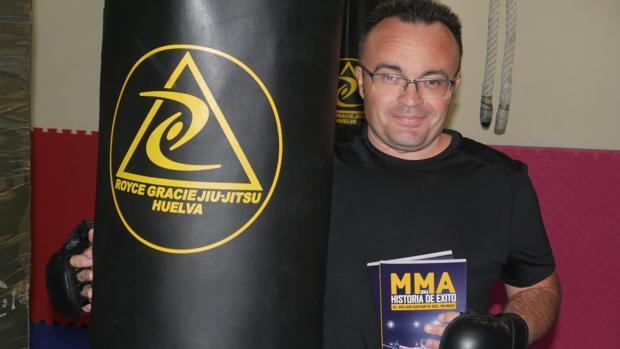 Diego Ortiz: «Las artes marciales mixtas son humildad, respeto, educación y mucha caballerosidad»