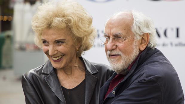 Marisa Paredes y Arturo Ripstein, premiados en la Seminci de Valladolid