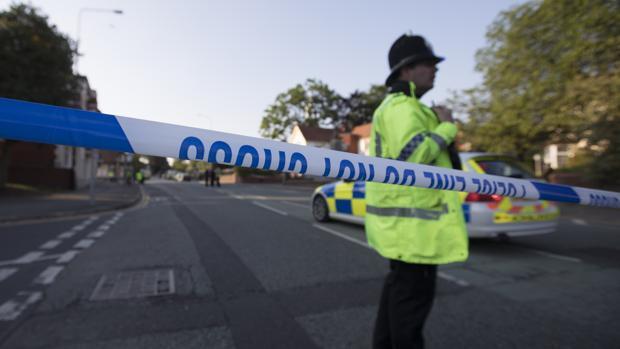 La Policía británica presenta cargos contra los cuatro detenidos en Londres por delitos de terrorismo
