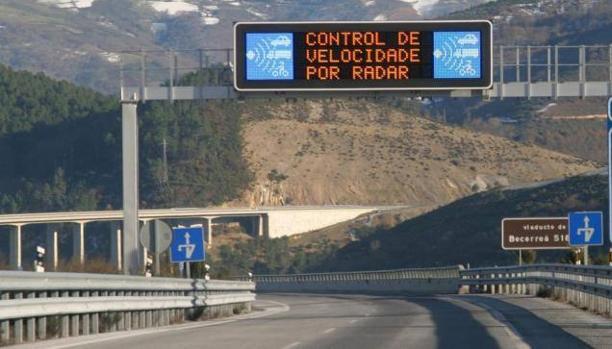 Consulta el mapa interactivo con los radares que más multan de España