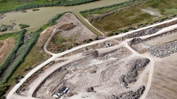 El fiscal pide cárcel para los dueños de una finca de Doñana por extracción ilegal de agua