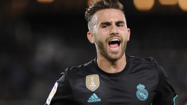 Borja Mayoral, del bajo de sus padres en Parla a «9» del Real Madrid