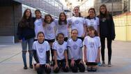 Voleibol femenino: Decroly vs Ntra. Sra. del Pilar