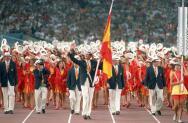 25 imágenes para el 25 aniversario de Barcelona 92