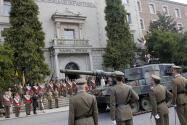 La Academia de Infantería celebra la festividad de su patrona