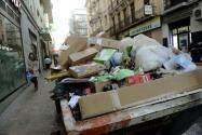 La basura que Manuela Carmena no quiere ver en Madrid