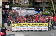 Así se celebra el Día del Trabajo en las principales ciudades del mundo