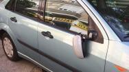 Un vándalo rompe los retrovisores de más de una veintena de coches en Cádiz