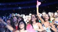 Búscate en el concierto de David Bisbal en la plaza de toros de El Puerto