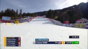Copa del Mundo FIS - Vonn sigue ganando