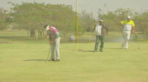 Myanmar Open Day 3: Norris shoots 61 to take seven shot lead into final round