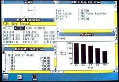 Windows a través del tiempo
