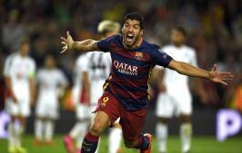 Champions: Barcelona-Bayer Leverkusen