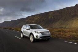 Galería: Land Rover Discovery Sport