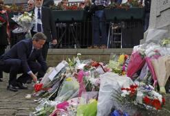 Fotogalería: Emotivo recuerdo a Jo Cox, la diputada laborista asesinada