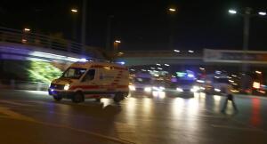 El atentado del aeropuerto de Estambul, en imágenes