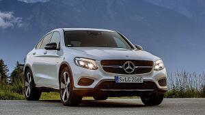 Mercedes GLC Coupé, SUV y deportivo todo en uno