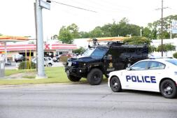 Imágenes del tiroteo en Baton Rouge