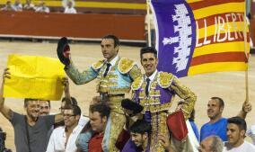 Las mejores imágenes de la ¿última? corrida de toros en Mallorca