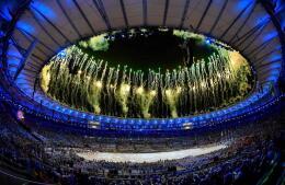 Las mejores imágenes de la ceremonia de clausura de Río 2016
