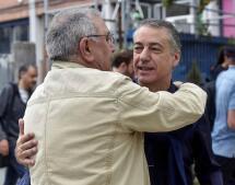La jornada electoral del País Vasco, en imágenes