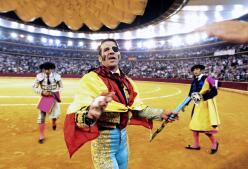 Imágenes de la inolvidable tarde de Padilla, Morante y Talavante en la Feria del Pilar