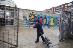 La gota fría: el temporal de levante azota a la Comunidad Valenciana