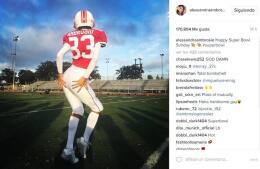 En imágenes, así vivieron las celebrities la Super Bowl 2017