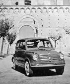 Sesenta aniversario del SEAT 600