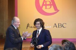 Las mejores imágenes de la entrega del IX Premio Taurino ABC